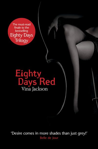 Buy Eighty Days Red at Amazon