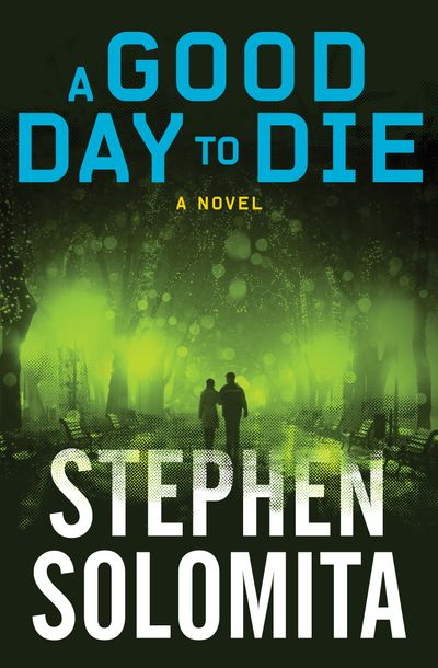 Buy A Good Day to Die at Amazon