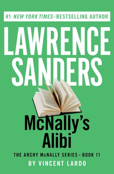 Buy McNally's Alibi at Amazon