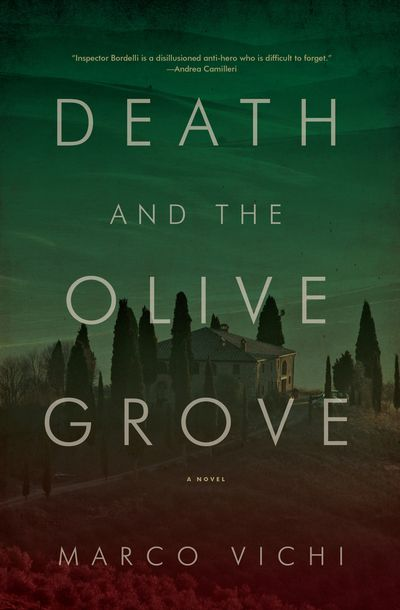 Buy Death and the Olive Grove at Amazon