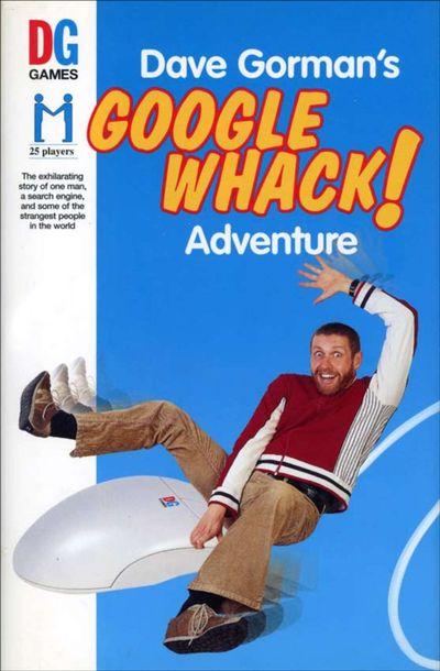 Buy Dave Gorman's Googlewhack! Adventure at Amazon