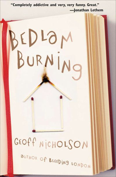 Buy Bedlam Burning at Amazon