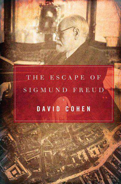 Buy The Escape of Sigmund Freud at Amazon