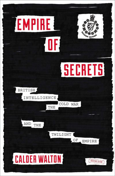 Buy Empire of Secrets at Amazon