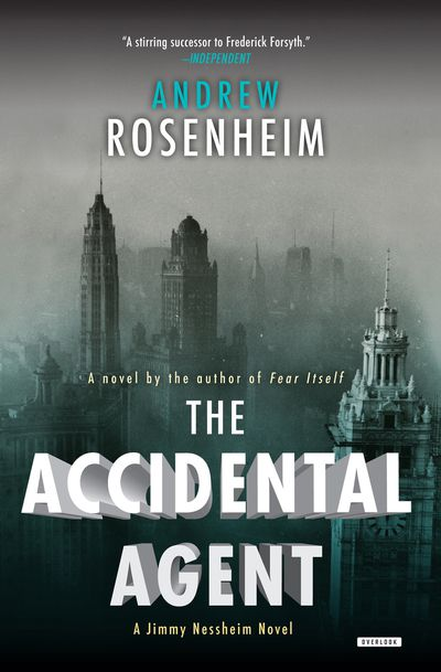 Buy The Accidental Agent at Amazon