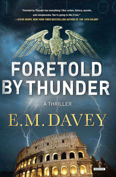 Buy Foretold by Thunder at Amazon