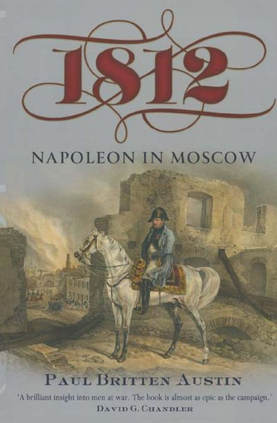 Buy 1812: Napoleon in Moscow at Amazon