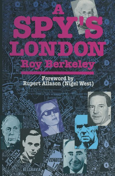 Buy A Spy's London at Amazon