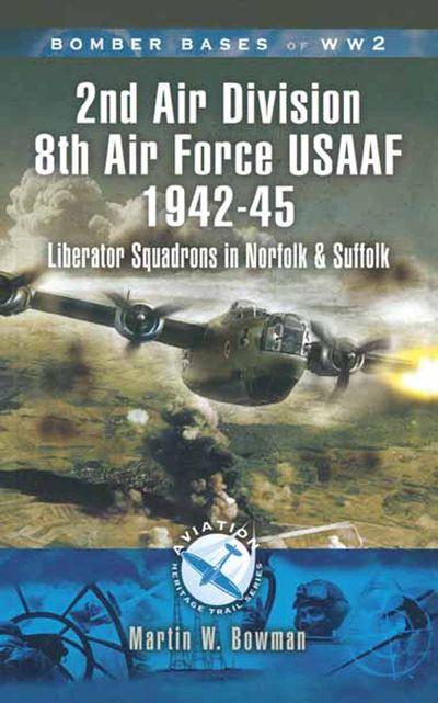 2nd Air Division Air Force USAAF 1942-45