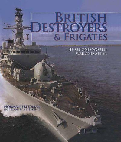 Buy British Destroyers & Frigates at Amazon