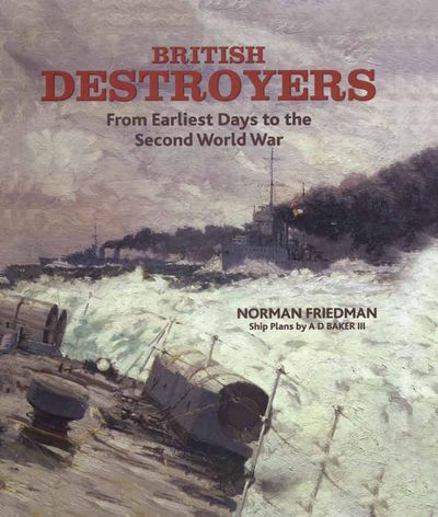 Buy British Destroyers at Amazon