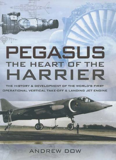 Buy Pegasus, The Heart of the Harrier at Amazon