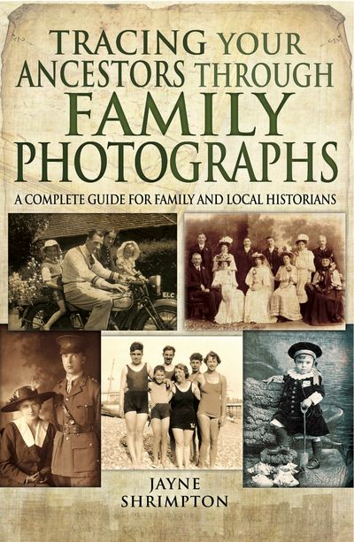 Buy Tracing Your Ancestors Through Family Photographs at Amazon