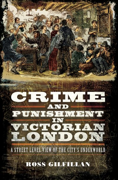 Buy Crime and Punishment in Victorian London at Amazon