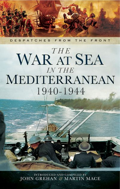 Buy The War at Sea in the Mediterranean, 1940–1944 at Amazon