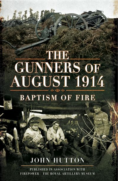 Buy The Gunners of August 1914 at Amazon