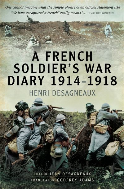 Buy A French Soldier's War Diary 1914–1918 at Amazon