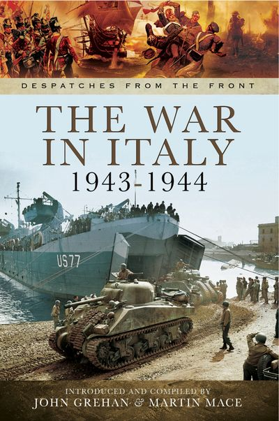Buy The War in Italy, 1943–1944 at Amazon