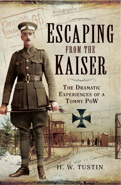 Buy Escaping from the Kaiser at Amazon