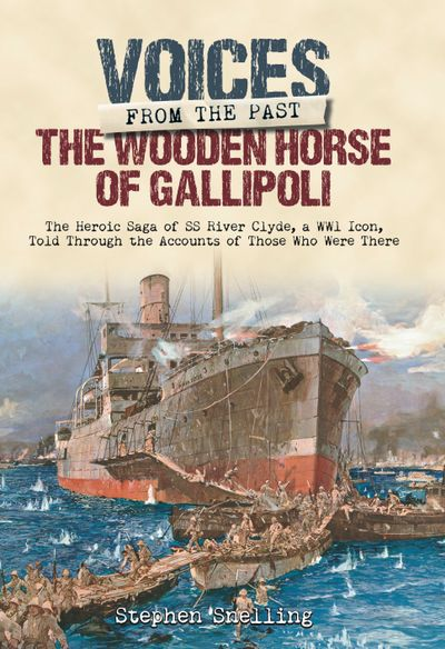 Buy Voices from the Past: The Wooden Horse of Gallipoli at Amazon