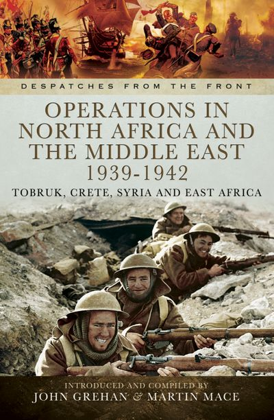 Buy Operations in North Africa and the Middle East, 1939–1942 at Amazon