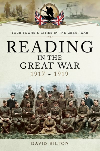 Buy Reading in the Great War, 1917~1919 at Amazon