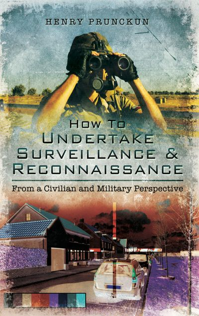 Buy How to Undertake Surveillance and Reconnaissance at Amazon