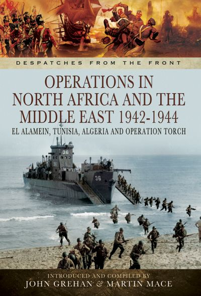 Buy Operations in North Africa and the Middle East, 1942–1944 at Amazon