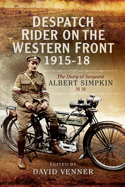 Buy Despatch Rider on the Western Front, 1915–18 at Amazon