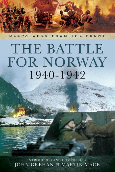 Buy The Battle for Norway, 1940–1942 at Amazon