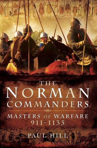 Buy The Norman Commanders at Amazon