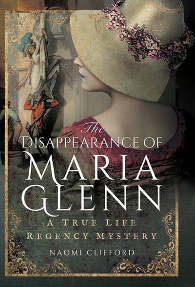 Buy The Disappearance of Maria Glenn at Amazon