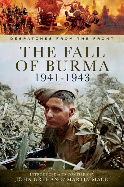 Buy The Fall of Burma, 1941–1943 at Amazon