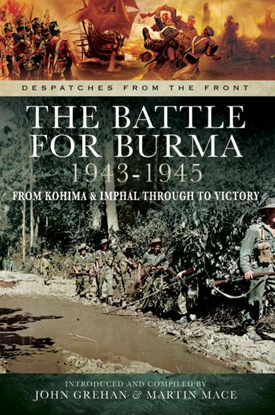 Buy The Battle for Burma, 1943–1945 at Amazon