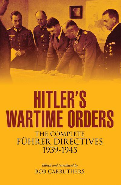 Hitler's Wartime Orders