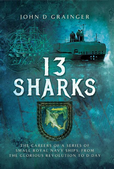 Buy 13 Sharks at Amazon