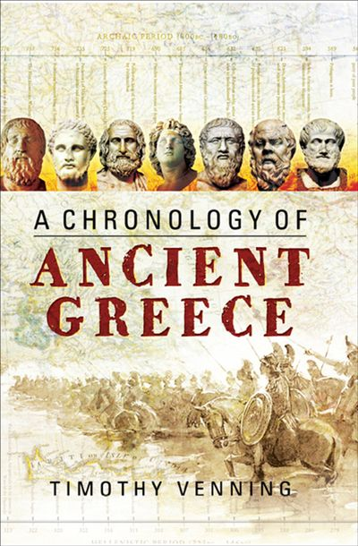 Buy A Chronology of Ancient Greece at Amazon
