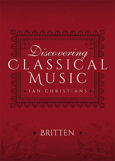 Buy Discovering Classical Music: Britten at Amazon