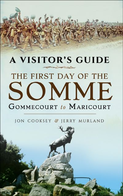 Buy The First Day of the Somme at Amazon