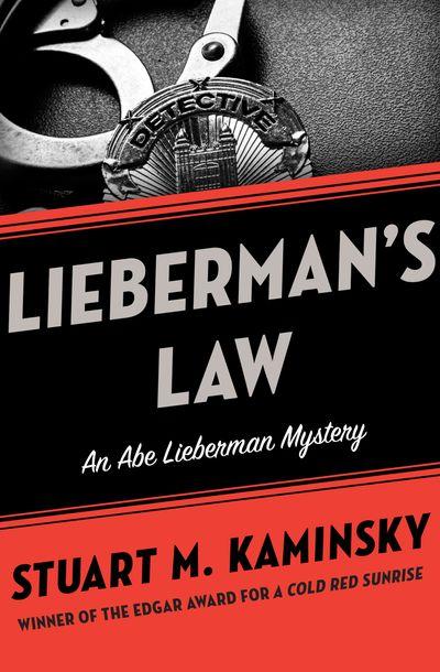 Buy Lieberman's Law at Amazon