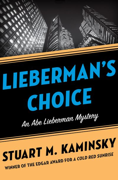 Buy Lieberman's Choice at Amazon