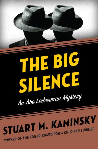 Buy The Big Silence at Amazon