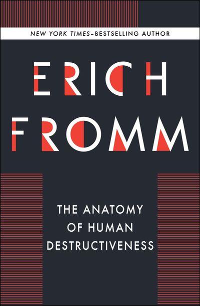 Buy The Anatomy of Human Destructiveness at Amazon