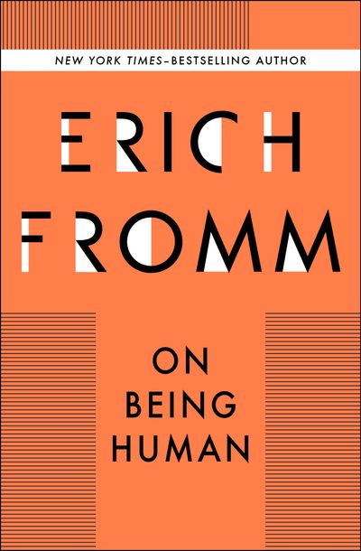 Buy On Being Human at Amazon