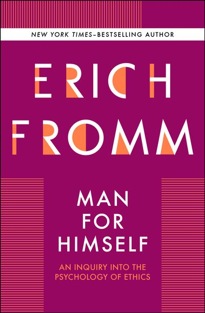 Buy Man for Himself at Amazon