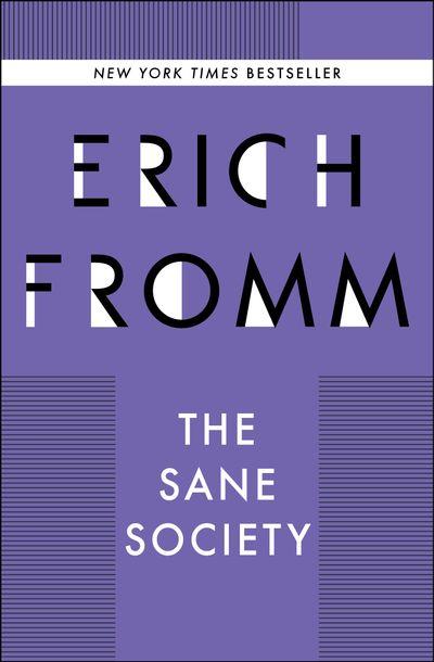 Buy The Sane Society at Amazon