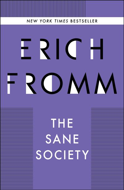 Buy The Sane Society at Amazon