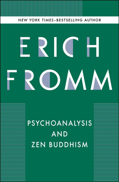 Buy Psychoanalysis and Zen Buddhism at Amazon