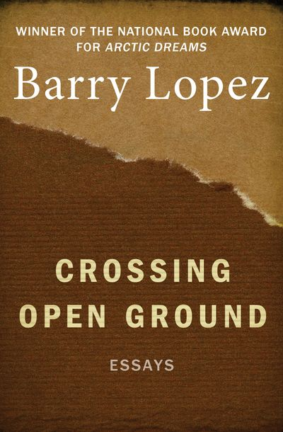 Buy Crossing Open Ground at Amazon