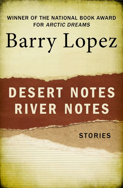 Buy Desert Notes and River Notes at Amazon
